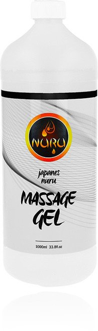 OLEJEK ŻEL MASAŻ NURU JAPANES MASSAGE GEL 1000 ML